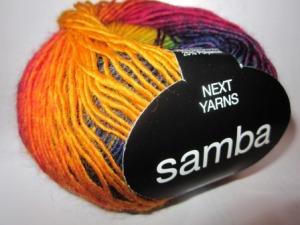 Next Samba bunt