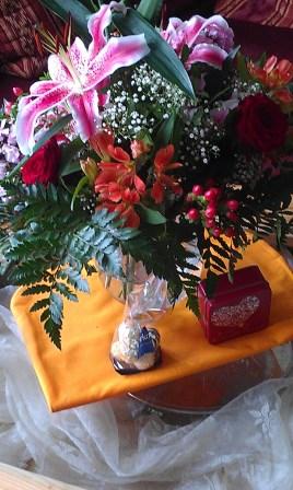 Erster_Hochzeitstag_Blumenstrauß