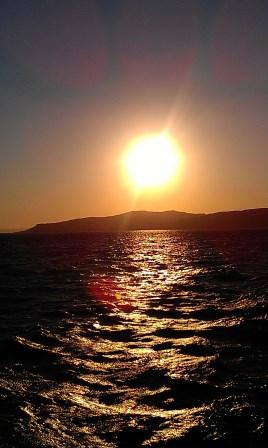 Kos_Sonnenuntergang